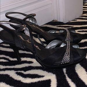 Black Classy Heels